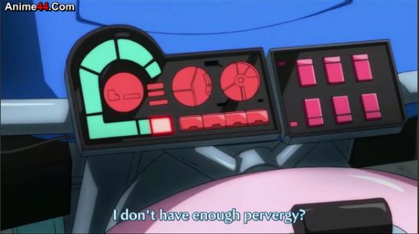 Sora no Otoshimono,Forte,Pervergy,Pervert Energy,