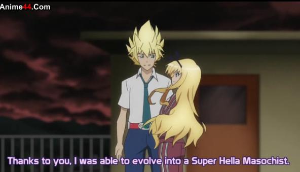 MM! Episode 5,Super hella masochist, MM!,Taro,